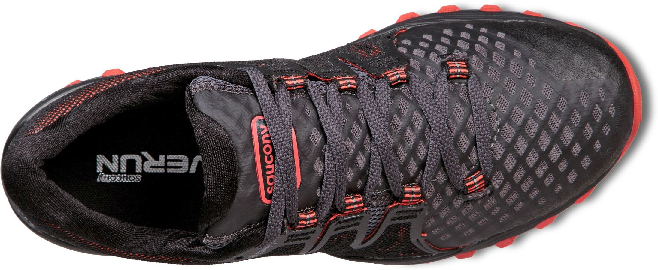 be2e474eb saucony Xodus Iso 2 GTX - Zapatillas running Mujer - gris